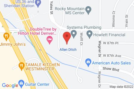 static image of8774 Yates Drive, Suite 305A, Westminster, Colorado