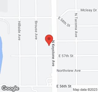 5718 North Keystone Avenue
