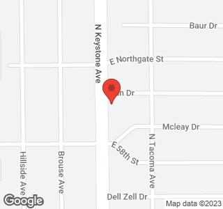 5825 North KEYSTONE Avenue