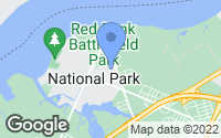 Map of National Park, NJ