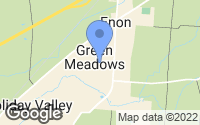 Map of Enon, OH