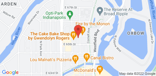 Directions to Ezra's Enlightened Cafe