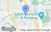 Map of Westminster, CO