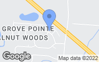 Map of Groveport, OH