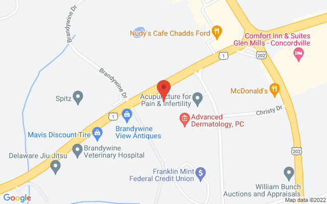 static image of 1224 Baltimore Pike, Suite 206, Chadds Ford, Pennsylvania