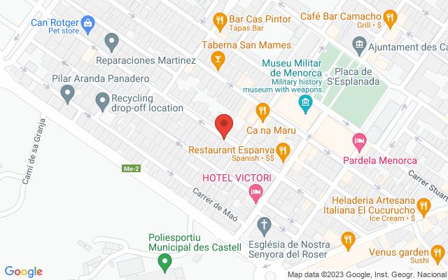 Administración nº1 de Es Castell