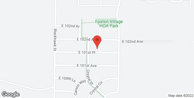 14369 E 101st Commerce City CO 80022