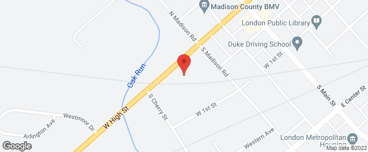 116 W. High St London OH 43140