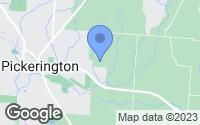 Map of Pickerington, OH
