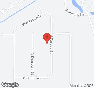 7244 North Tuxedo Street