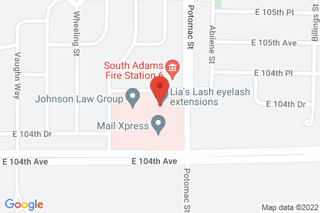 static image of13659 East 104th Avenue, Suite 100, Commerce City, Colorado