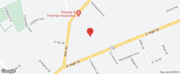 106,108,110,112 Wayne Avenue and 228/230 E. First Street London OH 43140