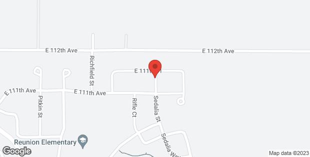11083 Sedalia Commerce City CO 80022