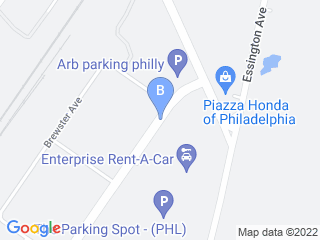 Map of Philadelphia Pet Hotel   Villas Dog Boarding options in Philadelphia | Boarding