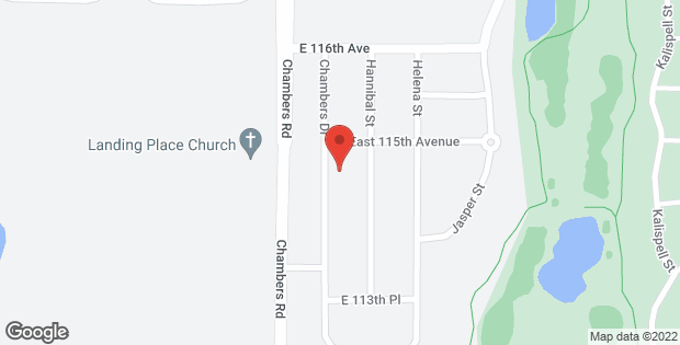 11472 Chambers Drive Commerce City CO 80022