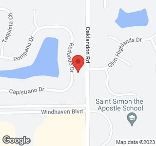 8261 REDONDO Drive