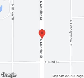 8340 North Meridian Street