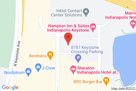 static image of8888  Keystone Crossing, Suite 1300, Indianapolis, Indiana