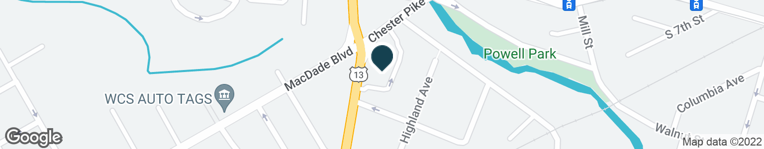 Google Map of52 CHESTER PIKE