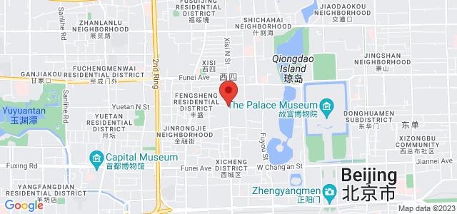 北京西单大悦城购物中心专柜