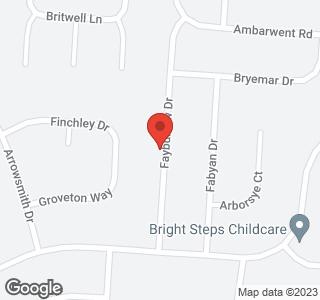 3113 Fayburrow Drive