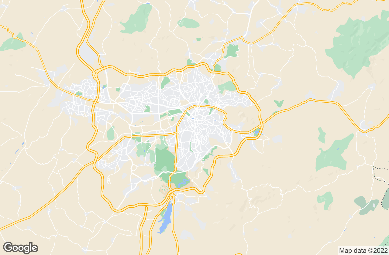 Google Map of أنقرة