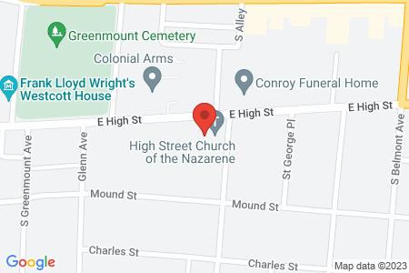 static image of1625 E. High Street, Springfield, Ohio