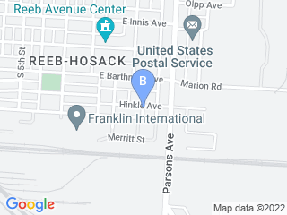 Map of Fayette Veterinary Hospital Dog Boarding options in Columbus | Boarding
