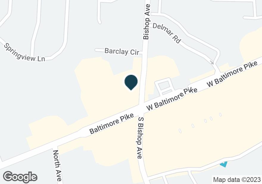 Google Map of2 BALTIMORE PIKE