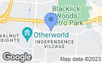 Map of Reynoldsburg, OH