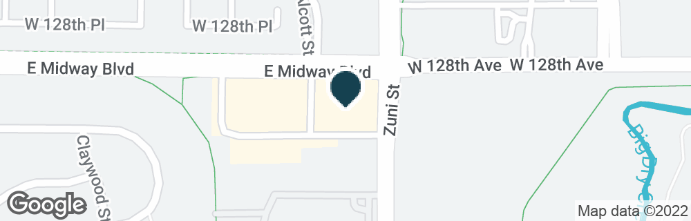 Google Map of2400 E MIDWAY BLVD