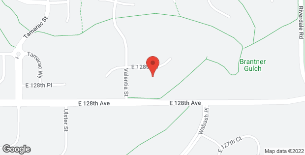 8220 E 128th Place Thornton CO 80602