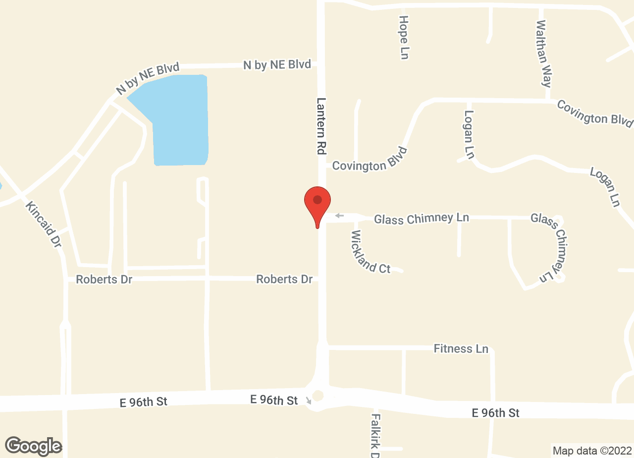 Google Map of VCA Cross Pointe Animal Hospital