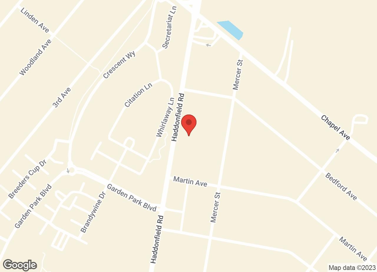 Google Map of VCA Garden State Animal Hospital