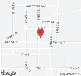 2604 Spring Street