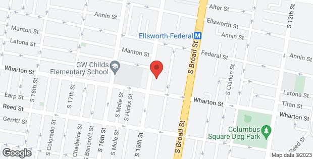 1237 S 15TH ST Philadelphia PA 19146