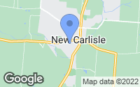 Map of New Carlisle, OH