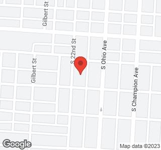 1096 S 22nd Street