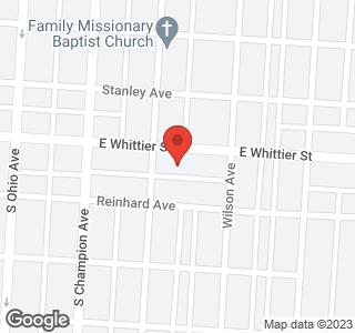 1037 E Whittier Street