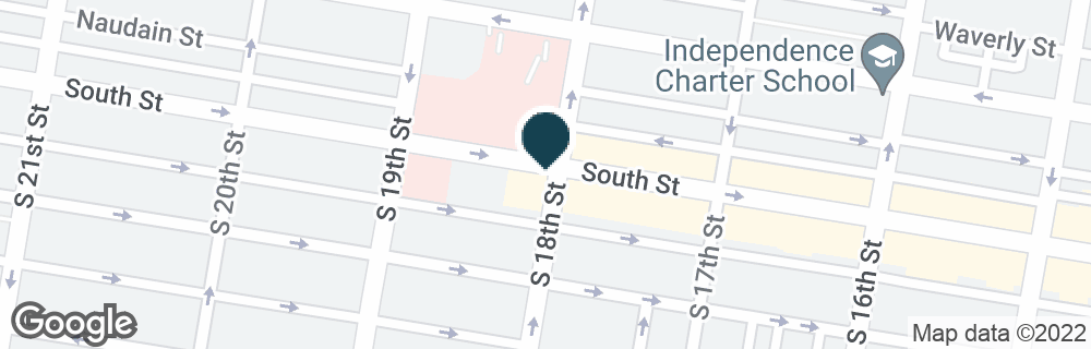 Google Map of1800 SOUTH ST