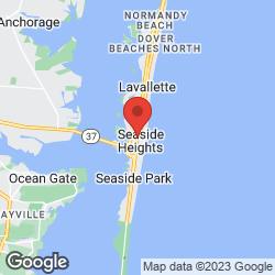 Aquarius Arms Motel on the map