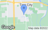 Map of Tipp City, OH