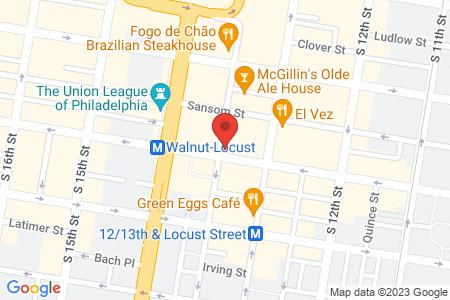 static image of1315 Walnut Street, Suite `1700, Philadelphia, Pennsylvania