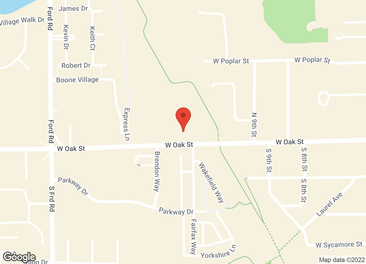 Google Map of VCA Eagle Park Animal Hospital