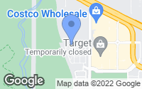 Map of Superior, CO