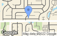 Map of Fishers, IN