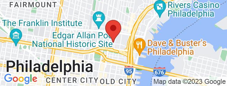 Map of City Gourmet
