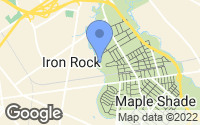 Map of Maple Shade Township, NJ