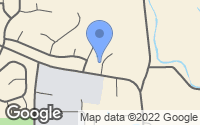 Map of Zionsville, IN