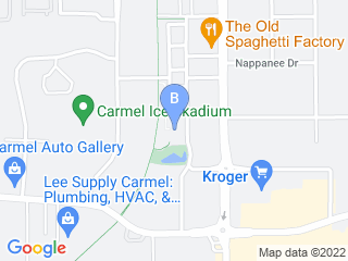 Map of Midday Dog Walkers LLC Dog Boarding options in Carmel | Boarding